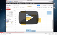 Video - How to: How to: Import an ICS Calendar File to Google Calendar