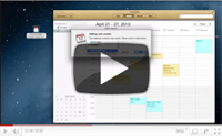 Video - How to: Import an ICS Calendar File on the Mac